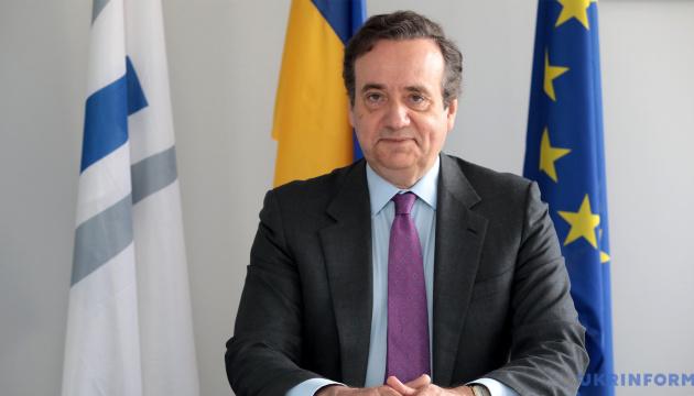 ЕИБ в прошлом году инвестировал в Украину свыше миллиарда евро