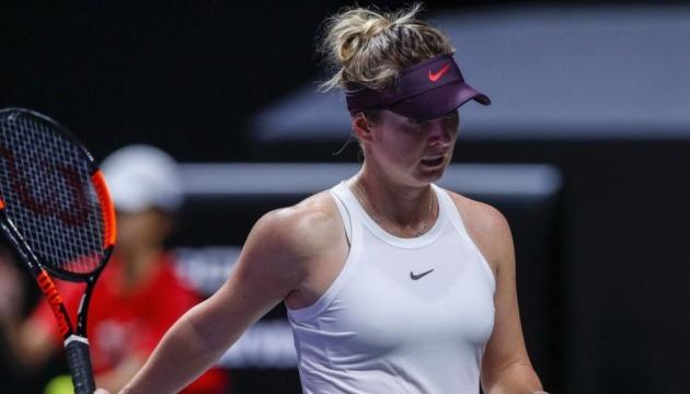 Рейтинг WTA: Свитолина остается шестой «ракеткой» мира