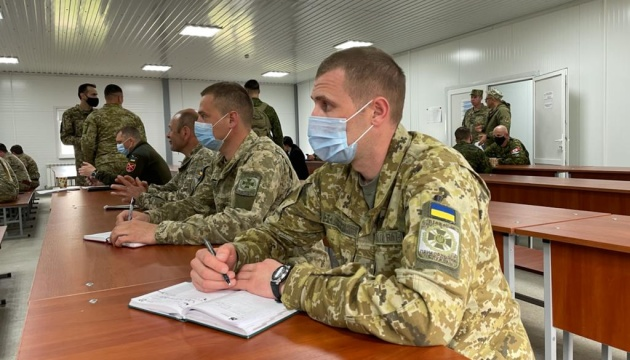 Україна та Британія відпрацюють сумісність військ на «Cossack mace»