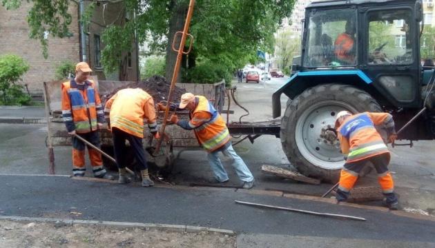 Київ готується до великого дощу – може випасти до 60% місячної норми