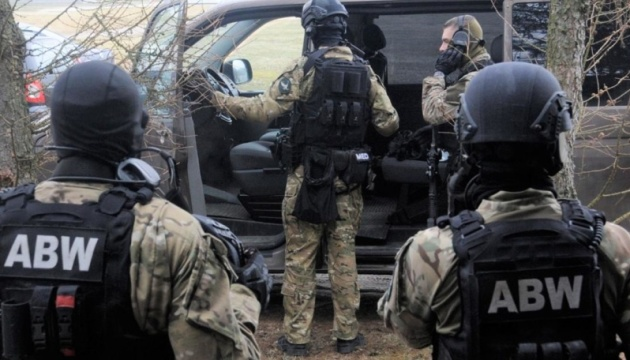 В Польше задержали подозреваемого в шпионаже на Россию