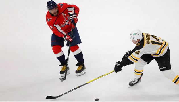 «Бостон» обіграв «Вашингтон» і зрівняв рахунок в серії плей-офф НХЛ