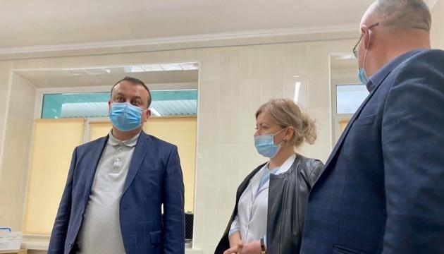 На Вінниччині реконструювали Бершадську окружну лікарню інтенсивного лікування