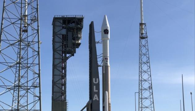 Запуск супутника Космічних сил США відклали через несправність ракети