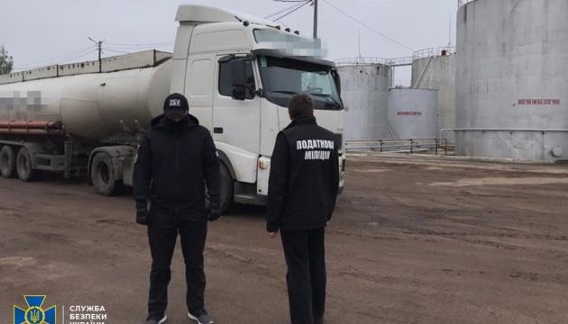 Викрили схему контрабанди пального з Росії та Білорусі на 100 мільйонів