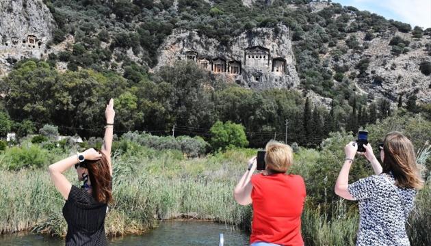 Українські блогери й турагенти відвідали турецький Дальян