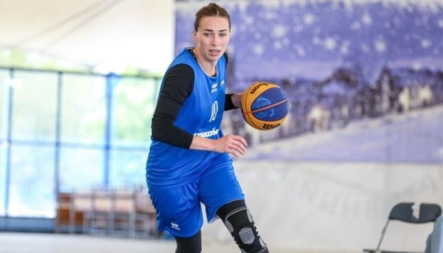 Баскетбол 3х3: жіноча збірна України зіграє на турнірах у Нідерландах