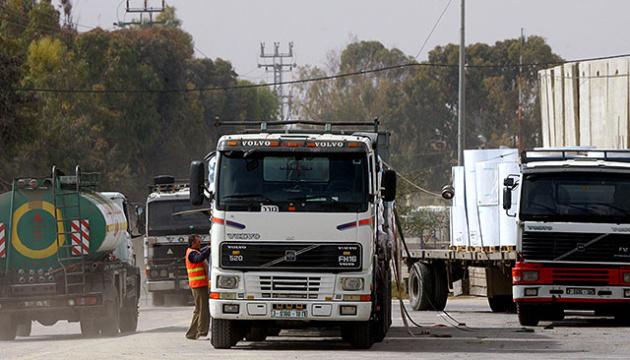 Унаслідок обстрілу КПП у Газі загинули двоє іноземних працівників