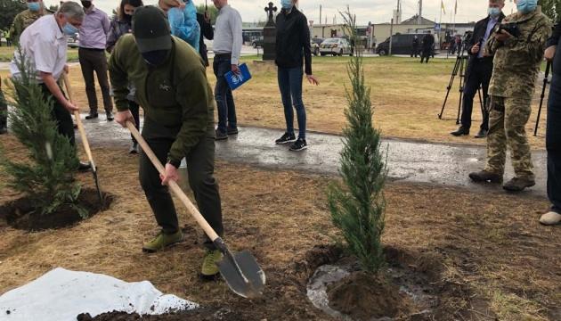 Естонія допоможе відновити ліси Луганщини після пожеж