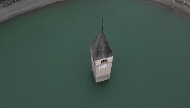 В Італії знайшли залишки міста, яке «затонуло» 60 років тому
