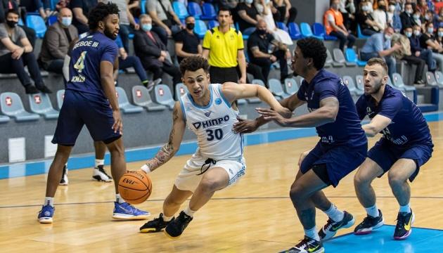 Плей-офф Суперлиги: «Киев-Баскет» в полуфинале, «Днепр» впервые обыграл «Будивельнык»