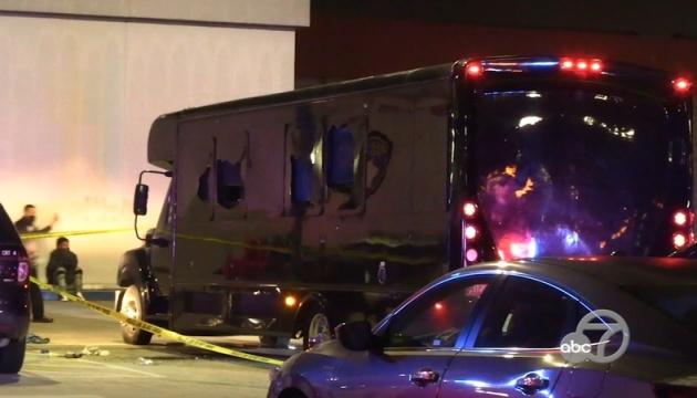 У США обстріляли автобус для вечірок - є загиблі й поранені