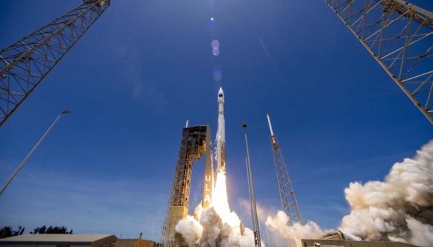 Ракету з супутником Космічних сил США запустили з другої спроби