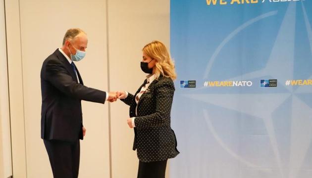 Stefanyschyna nennt gemeinsame Herausforderung für die Ukraine und NATO