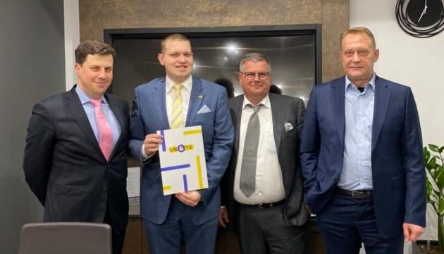 UBTA налаживает торгово-экономическое сотрудничество между Украиной и Германией