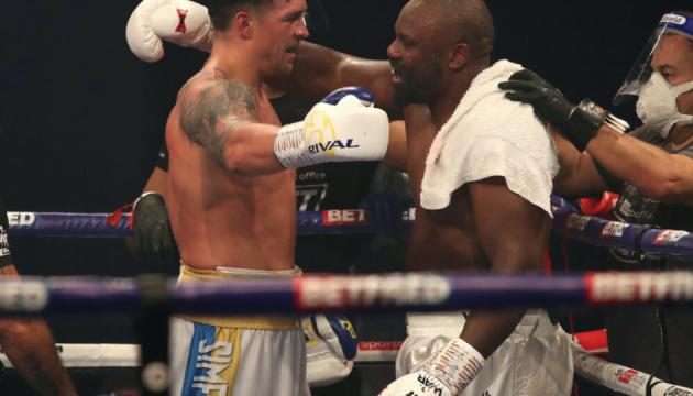 WBO president hopes Joshua-Usyk fight will take place soon
