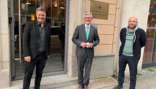 Україну відвідає співголова німецької партії «Зелені»