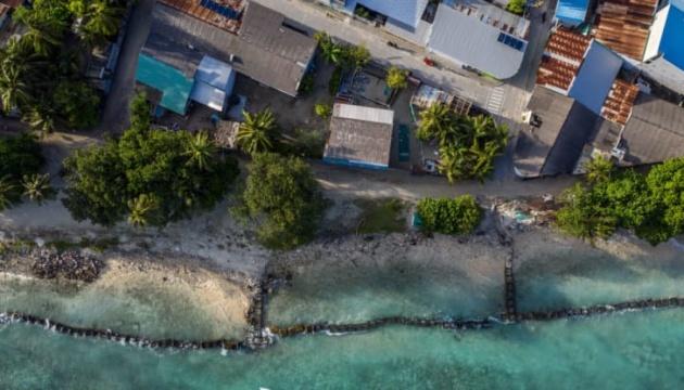 На Мальдівах заявляють про загрозу зникнення островів