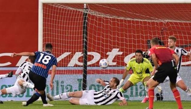 «Ювентус» - обладатель Кубка Италии 2020/21, гол Малиновского не помог