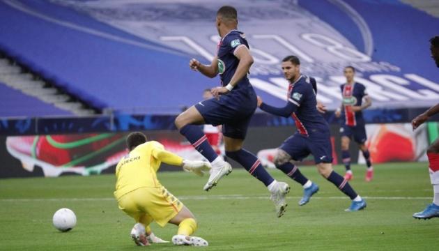«Парі Сен-Жермен» - володар Кубка Франції