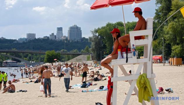 У Києві до літнього сезону готові всі комунальні пляжі
