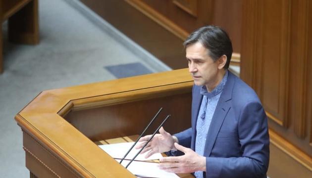 La Verkhovna Rada de l'Ukraine approuve la nomination d'Olexiy Lubtchenko au poste de ministre du Développement économique