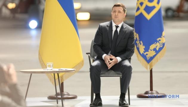 LIVE: Jahrespressekonferenz von Präsident Selenskyj