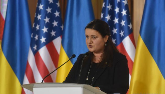 Маркарова зустрілася з віцеголовою Сенатського українського кокусу