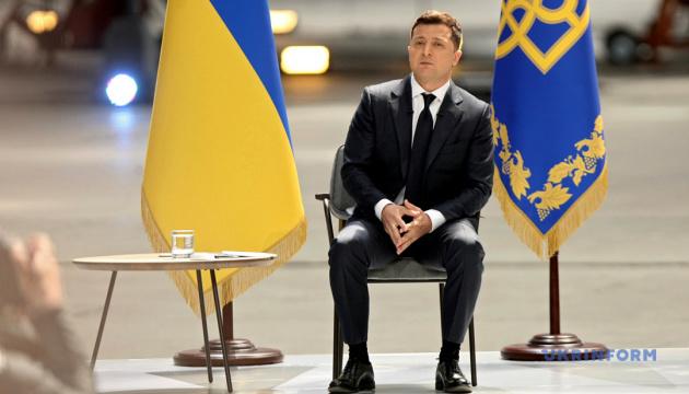 Справа Шеремета: Зеленський прокоментував можливість відставки Авакова