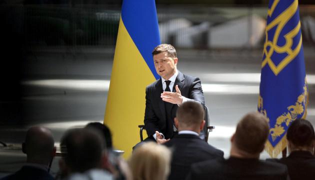 Treffen von Präsidenten der USA und Russlands: Selenskyj fürchtet Aufhebung von Sanktionen gegen Nord Stream 2