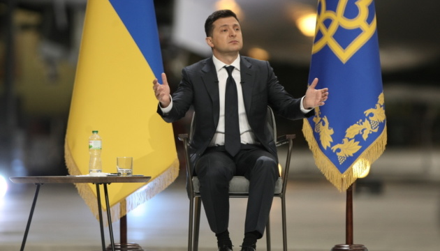 Zelensky proposes banning oligarchs from participating in large-scale privatization