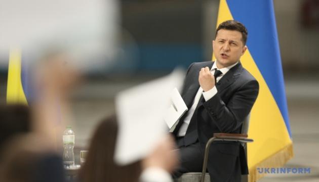 Президент – про реформу СБУ: Це важливо і для нас, і для МВФ