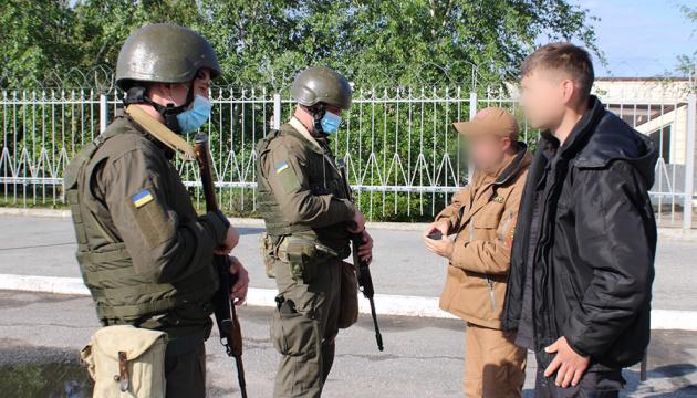 Антитерористичні навчання на Херсонщині – перевіряли блокпости і шукали диверсантів