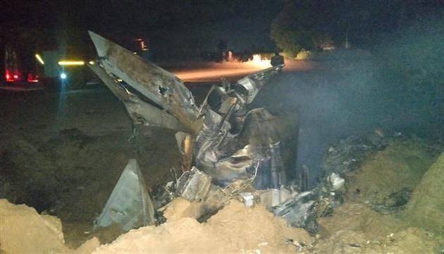 В Індії розбився винищувач - пілот загинув