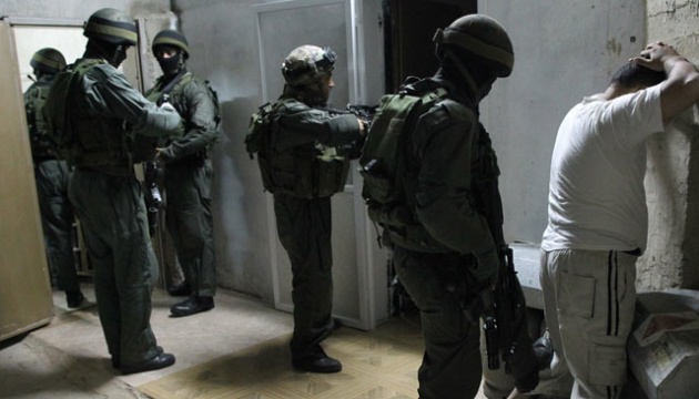 В Палестине задержали лидера ХАМАС