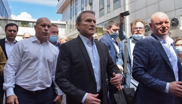 Взять на поруки Медведчука готовы 26 народных депутатов