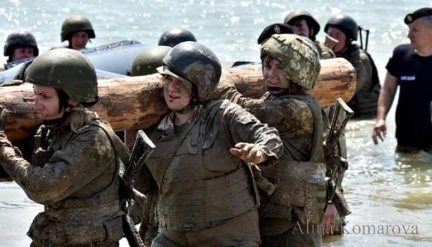 Не только связисты, медики и повара: кем работают женщины в украинских ВМС
