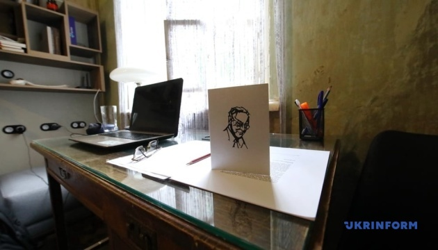 В квартире выдающегося языковеда Шевелева в Харькове открылась литературная резиденция