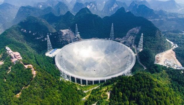 Тьмяні й мілісекундні: китайський телескоп виявив понад 200 пульсарів
