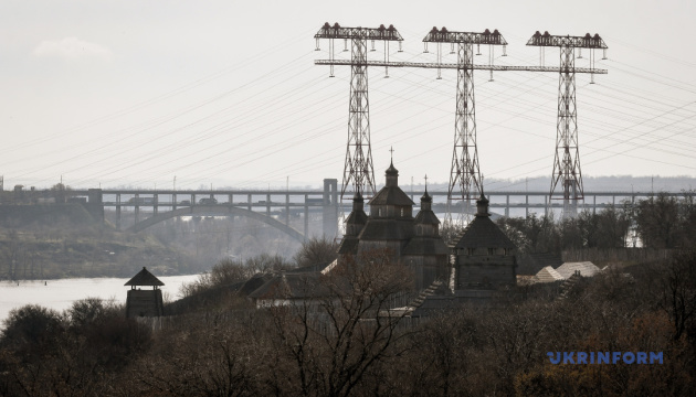 По программе «Большое строительство» Хортицу планируют обновить комплексно