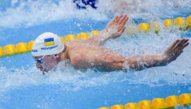 Говоров виграв «срібло» чемпіонату Європи з плавання на 50-метрівці баттерфляєм