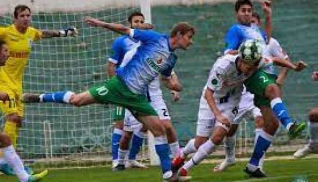«Чорноморець» розгромив «Кристал» і повернувся на друге місце у Першій лізі