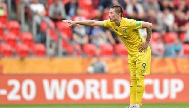 Захисник збірної України Корнієнко не зіграє проти Бахрейну