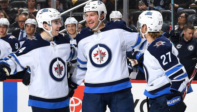 НХЛ: «Едмонтон» вдруге програв «Вінніпегу» в серії плей-офф Кубка Стенлі
