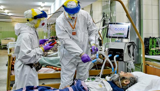 Ukraine meldet 4.606 neue Coronavirus-Fälle binnen eines Tages