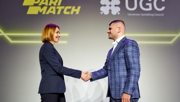 Parimatch стала першим ліцензованим організатором азартних ігор в рядах Ukrainian Gambling Council