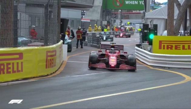 Формула-1: Леклер виграв кваліфікацію Гран-прі Монако, Гемілтон лише сьомий