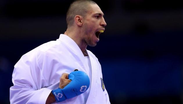 Українець Горуна – чемпіон Європи з карате