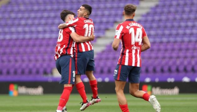 «Атлетико» стал чемпионом испанской Ла Лиги