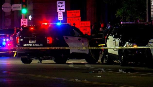 У Міннеаполісі сталася стрілянина, є загиблі